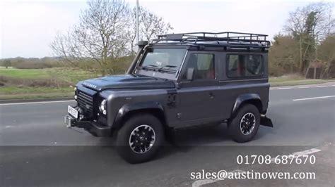 2016 land rover defender 90 adventure owen