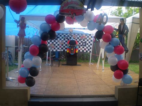 grease theme decorations marvelous grease decorations 7 grease theme