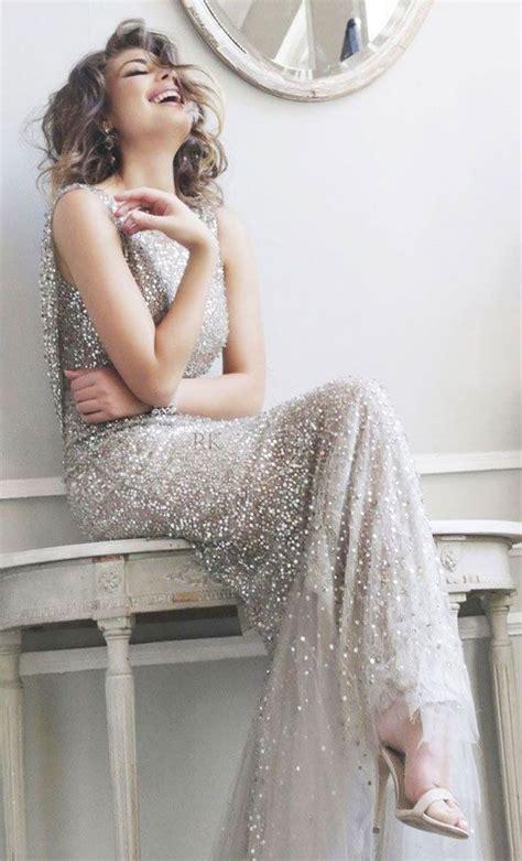 17 Best ideas about Sparkle Wedding Dresses on Pinterest