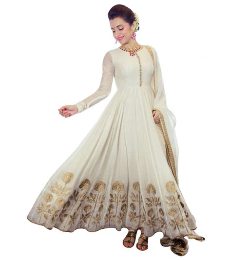 Home Decor Flipkart by Grab Online Gorgeous Trisha Beautiful White Embroidered