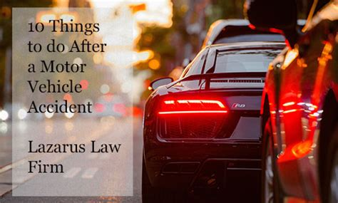 Ft Lauderdale Car Lawyer - what you do after an may affect your rights