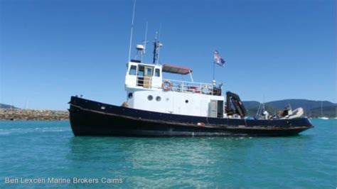 catamaran workboats for sale used tug workboat for sale boats for sale yachthub
