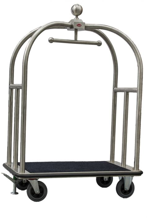 premium bellboy trolley wagen
