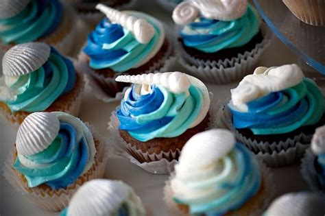 Clever Kitchen Designs 45 Decadent Blue Designed Cupcakes Cupcakes Gallery