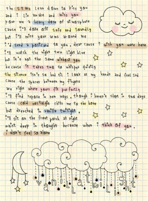 Vanilla Twilight Quotes Dyrevelferdfo