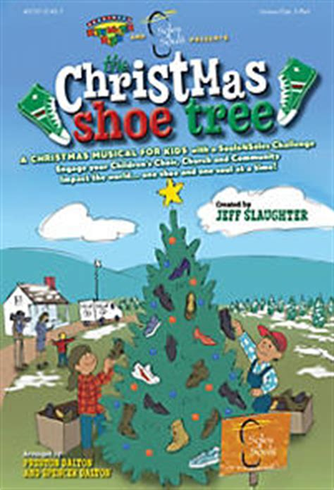 the christmas shoe tree choral book slaughter jeff