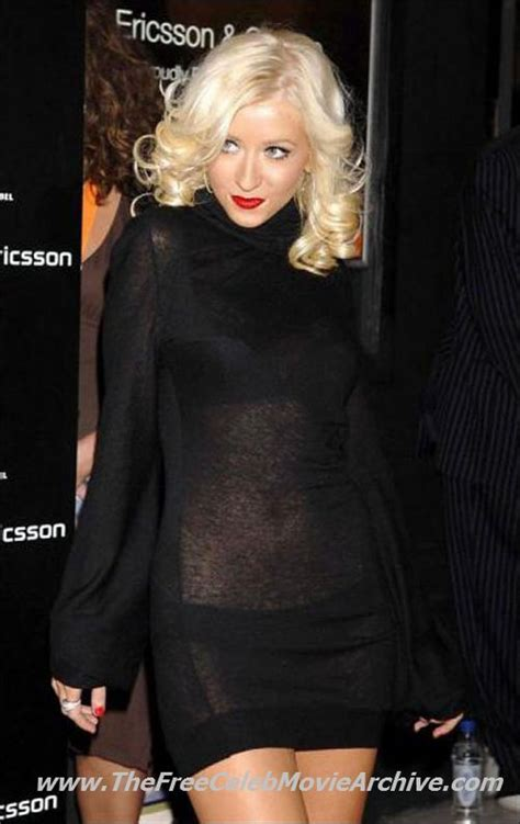 Christina Aguilera Naked Celebrities Free Movies And Pictures