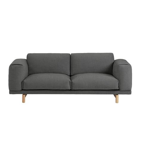 muuto rest sofa studio rest sofa 2 seater muuto connox shop