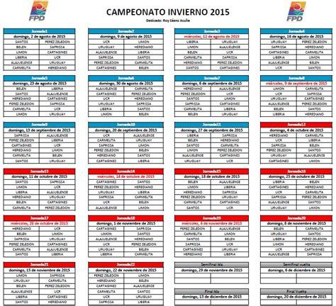 Calendario Unafut Saprissa Y La Liga Se Enfrentan El 13 De Setiembre