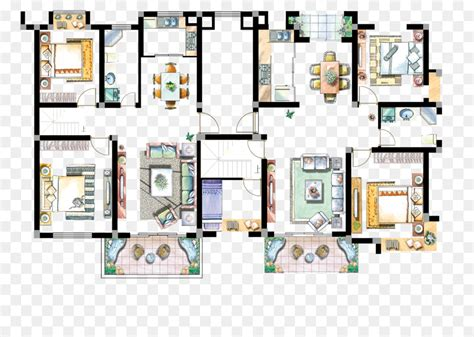interior floor plans floor plan interior design services graph size chart furniture png 3242 2290 free