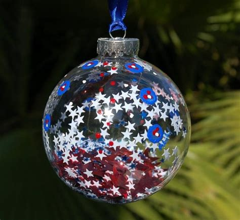 white blue ornaments white and blue ornament painted