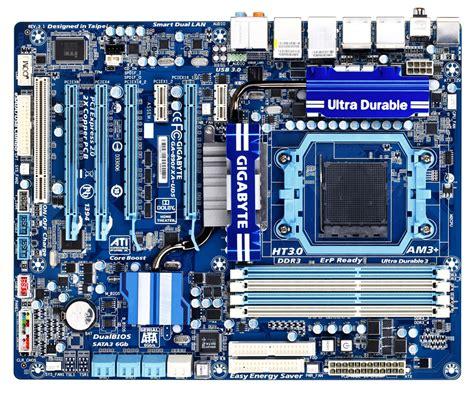 Gigabyte Am3 actualidadhardware gigabyte ga 890fxa ud5 placa base