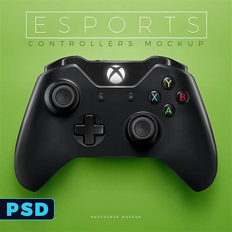 Xbox One Template Photoshop
