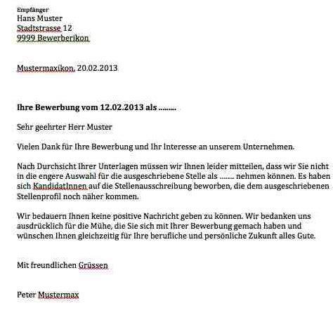 Anschreiben Bewerbung Vorlage Schweiz Deckblatt Bewerbung Muster Und Vorlagen Kostenlos