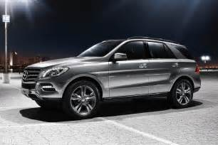 mercedes ml 500 4matic technical details history