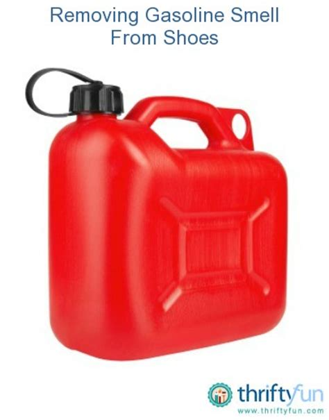 Gas Smell In Garage by Removing Gasoline Smell From Shoes Thriftyfun