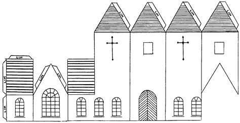 How To Make A Paper Church - funburn this is a collection of reports concerning
