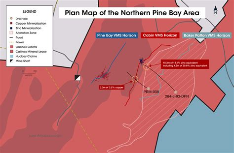 Section 8 Bay Area by Callinex Announces Zinc And Gold Discovery With 10 3m