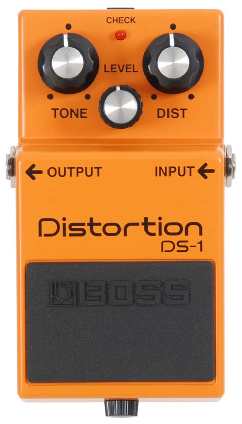 Efek Guitar Ds 1 Distortion Pedal Ds1 Ds 1 Distortion Guitar Effect Pedal