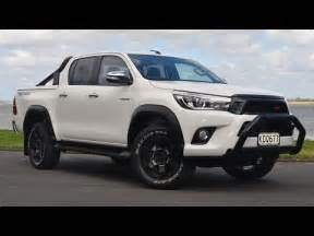 new toyota hilux trd 2017 exterior interior youtube