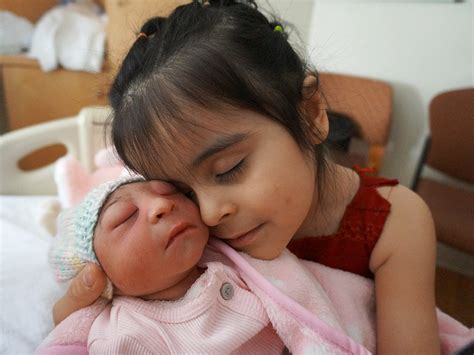 Baby Born Hers miracle baby born with anencephaly defies the odds turns