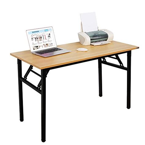 Folding Office Desk Need Computer Desk Office Desk 47 Quot Folding Table Computer Import It All