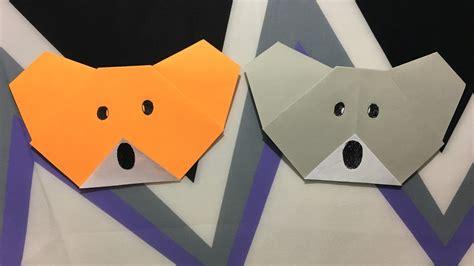 Origami Au - origami koala images craft decoration ideas