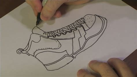 how to draw basketball shoes how to draw basketball shoes ehow uk