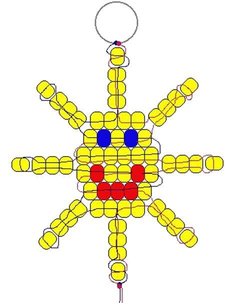 bead buddies patterns free sun 2