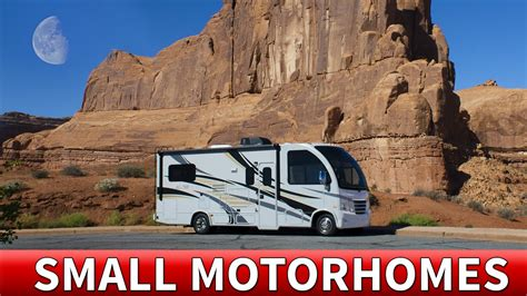 Small Motorhomes   RV Reviews: Thor Axis Small Class A Motorhomes (US & Canada)   YouTube