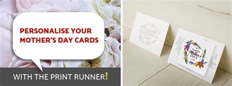 personalised mothers day card best mum 2017 by the personalise your mother s day cards with the print runner