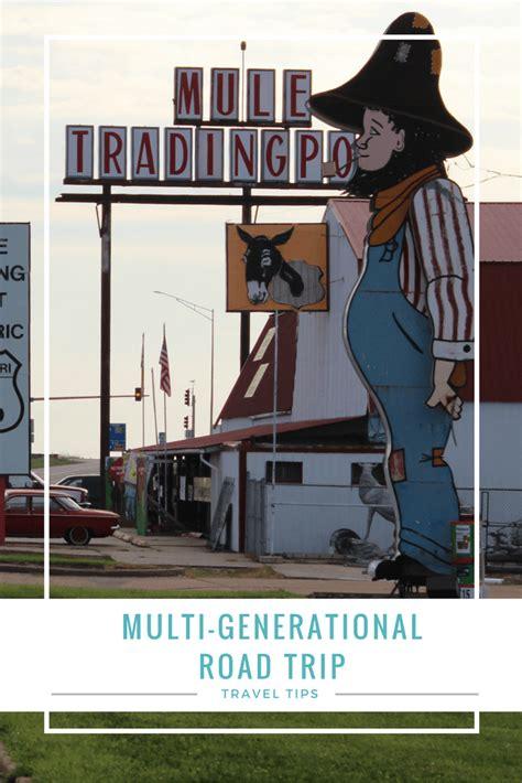 Multi Trip multi generational road trip travel tips
