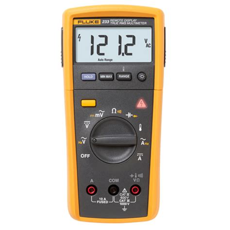 fluke 233 true rms remote display digital multimeter 3463576