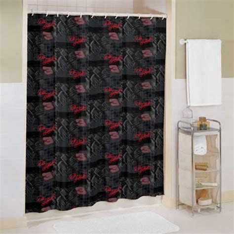 nascar shower curtain dale earnhardt sr shower curtain