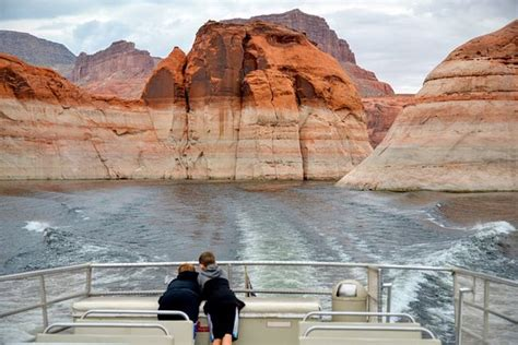 lake powell boat tours reviews lake powell rainbow bridge boat tour picture of lake