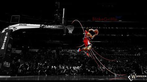 Kickers Slamdunk Fullblack american basketball griffin los angeles clipper