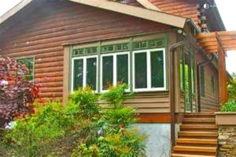 cabin rental in asheville carolina