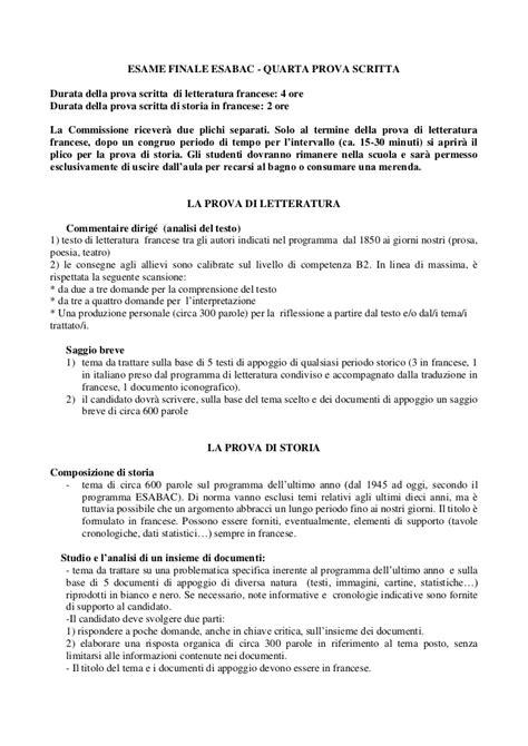 comprensione testo in francese esabac le prove di letteratura e storia