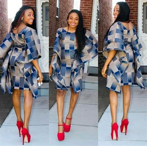 african short dress styles latest african dress styles short