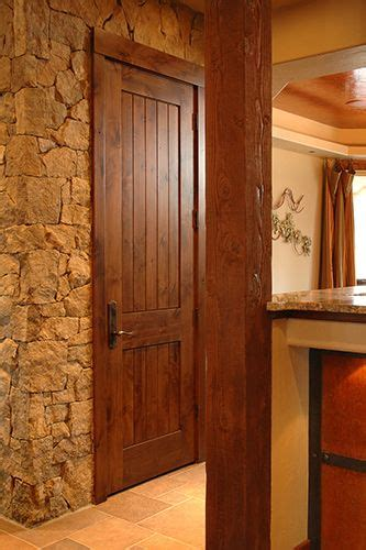 product gallery traditional interior doors knotty alder
