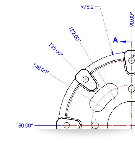 how to pattern a sketch in solid edge new in solidworks 2014 angular running dimensions