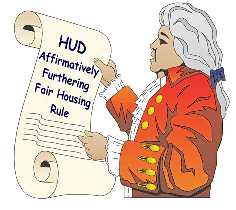 affirmatively furthering fair housing rule hud affirmatively furthering fair housing rule