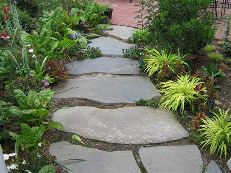 1000 images about flagstone path ideas on pinterest