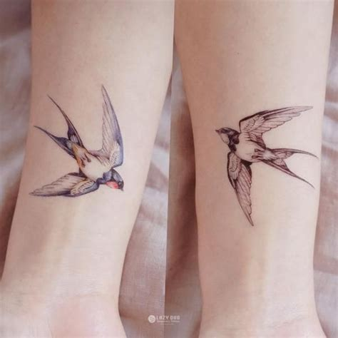 swallow tattoo on neck meaning the 25 best girl neck tattoos ideas on pinterest mother