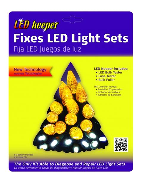 christmas light tester locates bad bulbs led keeper led light tester light testers lights lights