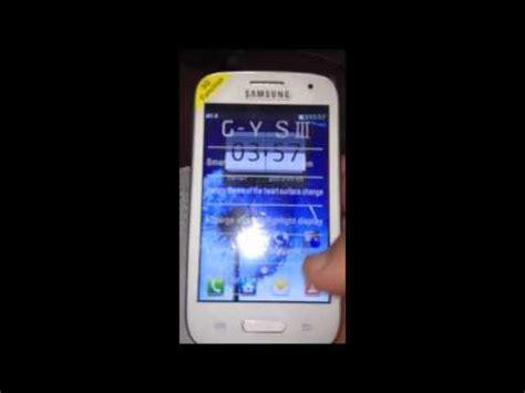 Samsung S3 Java samsung galaxy s3 i9300 replica 2 chips tv wi fi java
