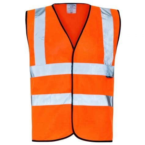 orange vest st hi vis vest orange