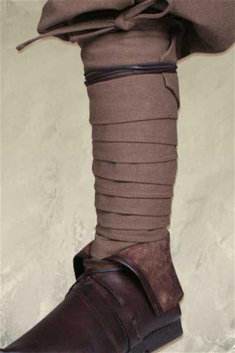 leg wraps hamond cotton leg wraps brown larp inn wraps