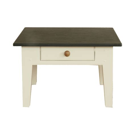 small slate top coffee table by slate top tables