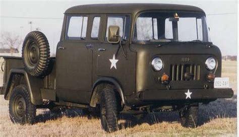 Jeep M677 Jeep Forward Crew Cab 4x4 M677 Cars Trucks